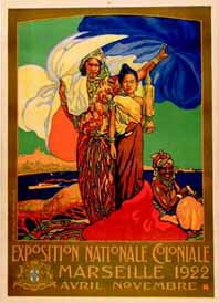 Exposition coloniale 1922
