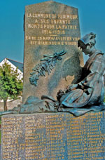 Monument aux morts de Ploemeur (56)