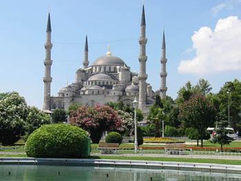 Mosquée bleue Istambul