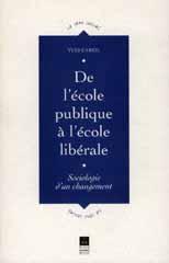De l'école publique à l'école libérale