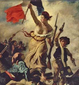 La liberté guidant le peuple (Delacroix)