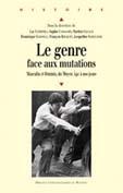 Dominique Godineau Le genre face aux mutations PUR www.pur-editions.fr
