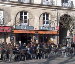 Café Flesselles 3, allée Flesselles NANTES