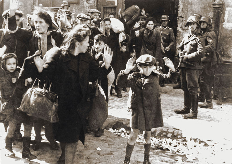 L'enfant du Ghetto de Varsovie